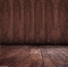 5x7FT WOOD WALL vinyl photography Backdrop Background studio prop FG273 in Background Material | eBay