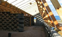 large earthship homes | We'd like to thank Michael + Jonah Reynolds for making the time to ...