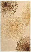 Soho Ivory Tan Transitional Hand Tufted Wool Rug $131.15 #selectrugs