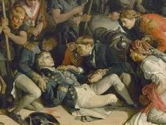 Image result for daniel maclise death of nelson