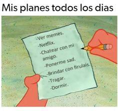 No ps si Funny Spanish Memes, Spanish Humor, Funny Relatable Memes, Mexican Memes, Miraculous Ladybug Memes, Cartoon Memes, Best Memes, Funny Images, Jokes