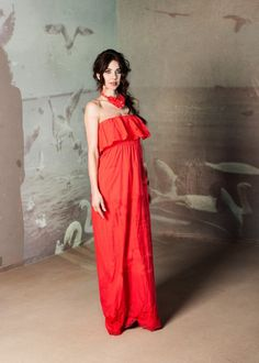 P....S....fashion - Maxi dress Duga haljina