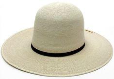 a36f39ee 4 Inch Brim, Guatemalan FINE palm hat Wall Street, Panama Hat, Dip,