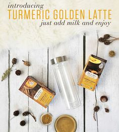Unsweetened and made from only pure, organic ingredients, Numi's Turmeric Golden Latte mixes make it easy to enjoy a golden milk. Click to learn more.
