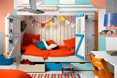Cupboard Children Beds