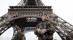 Η Γαλλία κινητοποιεί 10.000 στρατιώτες για αυξημένα μέτρα ασφαλείας ~ Geopolitics & Daily News