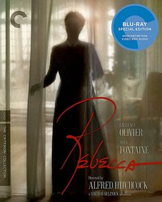 REBECCA BLU-RAY (THE CRITERION COLLECTION)