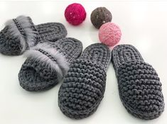 Crochet Shoes, Crochet Slippers, Knit Crochet, Hobby House, Meraki, Crochet Accessories, Sewing Projects, Christmas Gifts, Embroidery