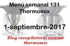 menu semanal thermomix