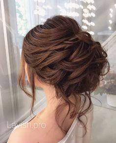 Featured Hairstyle: lavish.pro; www.lavish.pro; Wedding hairstyle idea.