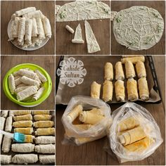 How to make ice cream pastry? Pizza Sandwich, Wie Macht Man, Pastry Art, Make Ice Cream, Recipe Mix, Arabic Food, Iftar, Turkish Recipes, Snacks