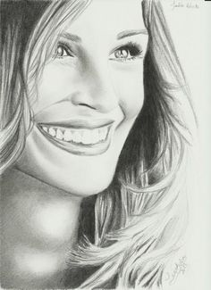 Julia Roberts by Pikie