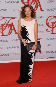 Diane von Furstenberg Photo - 2012 CFDA Fashion Awards
