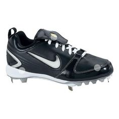 SALE - Womens Nike Unify Soccer Cleats Black Leather - Was $59.99 - SAVE $5.00. BUY Now - ONLY $54.99