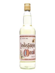 Lindisfarne Mead - originally made by the monks on the island of Lindisfarne - the Northumberland Coast Path, St Oswald's Way & St Cuthbert's Way