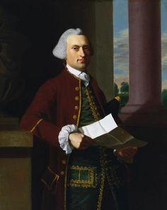 Woodbury Langdon, 1767 (John Singleton Copley) (1738-1815) Dallas Museum of Art, TX 1996.70.1