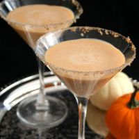 Low Carb Pumpkin Cocktail Recipe | All Day I Dream About Food
