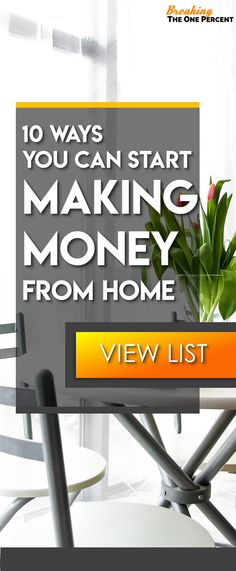 Make Money from Home | Make Money Fast | Make Money Online | How to Make Extra Money