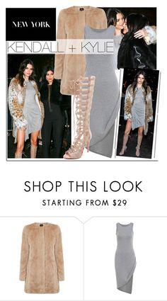 """""""Kendall + Kylie ..."""" by nfabjoy ❤ liked on Polyvore featuring moda, Kendall + Kylie, Oasis, kendalljenner, KylieJenner, CelebrityStyle e kendallandkylie"""