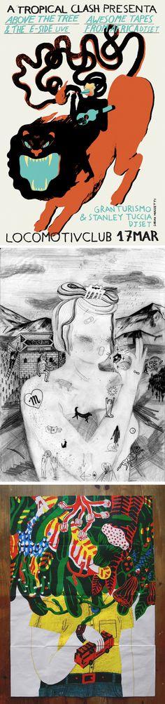 Sarah Mazzetti Art