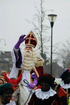 Sinterklaas Rijen Intocht