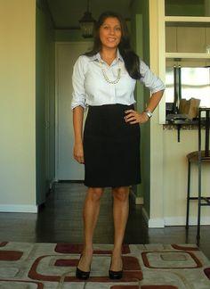 Appropriate attire for the intermediate and senior girls in the Public Speaking contest! #AJSA
