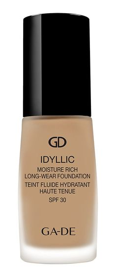 GA-DE Cosmetics Idyllic Moisture Rich Long-Wear Hydrating Foundation, Sunny Beige * This is an Amazon Affiliate link. Continue to the product at the image link.