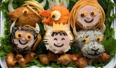 #bento where the wild things are