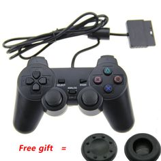 Like and Share if you want this  Original usb wired Dual Vibration Console Gamepad for Sony Playstation 2 PS2 Controller Dualshock 2 Joystick Console     Tag a friend who would love this!     FREE Shipping Worldwide     Buy one here---> http://webdesgincompany.com/products/original-usb-wired-dual-vibration-console-gamepad-for-sony-playstation-2-ps2-controller-dualshock-2-joystick-console/
