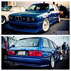BMW E30 wagon M3