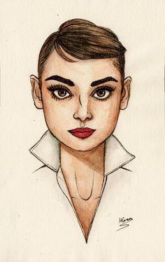 Helen Green Fashion Illustrations