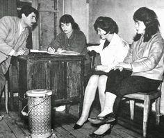 Artistler kahvehanesi 1962... Yeşilçam...