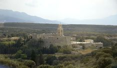 Монастырь Топлу, Крит
