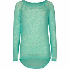 FULL TILT Girls Essential Hachi Knit Tunic Sweater $15.99 - any color - from Tilly's