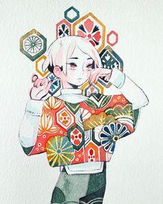 Watercolour Patreon