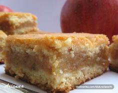 Domaći Kuhar - Deserti i Slana jela: Čupava pita od jabuka Sweets Recipes, Fruit Recipes, Apple Recipes, Desert Recipes, Cake Recipes, Cooking Recipes, Recipies, Apple Desserts, Delicious Desserts