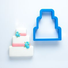 This 3D printed wedding cake cookie cutter has been crafted for durability and quality. All cutters designed, engineered and tested by a fellow cookie enthusiast. Home page: www.frosted.co Collection: