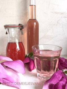 recepten met magnolia bloemen