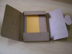 Embalagem caderno