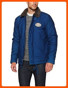 DC Men's Malthouse Jacket, Washed Indigo, Large - Mens world (*Amazon Partner-Link)