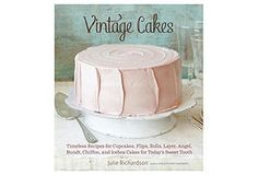 One Kings Lane - Be the Best Guest - Vintage Cakes; for Denise?