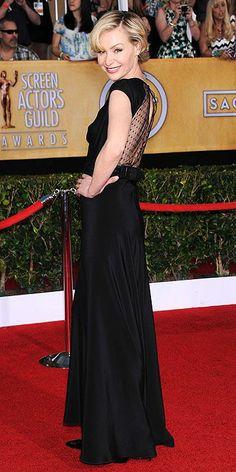 SAG Awards 2014: Arrivals - Portia di Rossi, People.com
