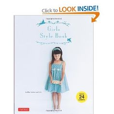 Girls Style Book [With 24 Patterns]: Amazon.co.uk: Yoshiko Tsukiori, H. H: Books