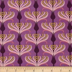 fabrics with gray and plum and citron - Google Search