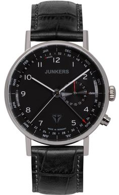 Junkers Watch Eisvogel F13 #2015-2016-sale #bezel-fixed #black-friday-special #bracelet-strap-leather #brand-junkers #case-depth-10mm #case-material-steel #case-width-40mm #classic #date-yes #delivery-timescale-1-2-weeks #dial-colour-black #gender-mens #movement-quartz-battery #official-stockist-for-junkers-watches #packaging-junkers-watch-packaging #sale-item-yes #style-dress #subcat-eisvogel-f13 #supplier-model-no-6734-2 #vip-exclusive #warranty-junkers-official-2-year-guarantee…