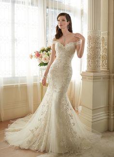 Coleção de vestidos de noiva da Mon Cheri                                                                                                                                                      Mais