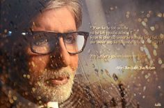 From Bachchan..