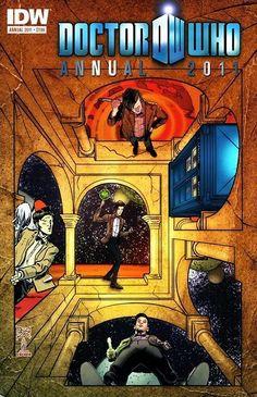 El espejo lúdico: La imposible portada de Doctor Who