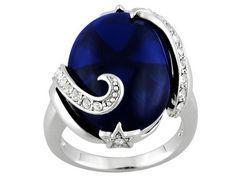 Madeline Astor Titanic artifact replica cocktail ring