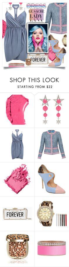"""Choker Dress"" by wuteringheights ❤ liked on Polyvore featuring Burberry, Miu Miu, Boohoo, Bobbi Brown Cosmetics, Giannico, Kate Spade, XOXO, Dolce&Gabbana and chokerdress"